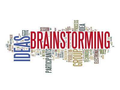 Brainstorming Graphic